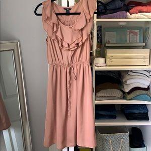 H&M Peach Dress